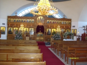 St Nicholas Orthodox Church, Durban North