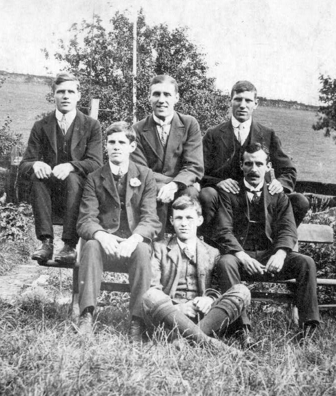 The Pearson and Ellwood families of Whitehaven (3/6)