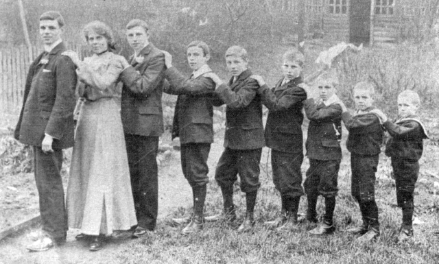 The Pearson and Ellwood families of Whitehaven (1/6)