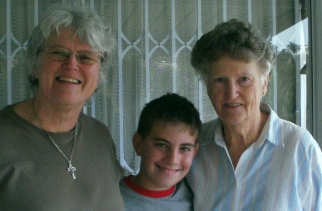 Visiting family in Durban, July 2012 (1/6)
