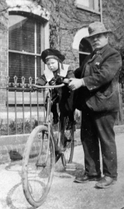 Roy Stooke (1908-1973) and his father Thomas William Stooke (1854-1915)