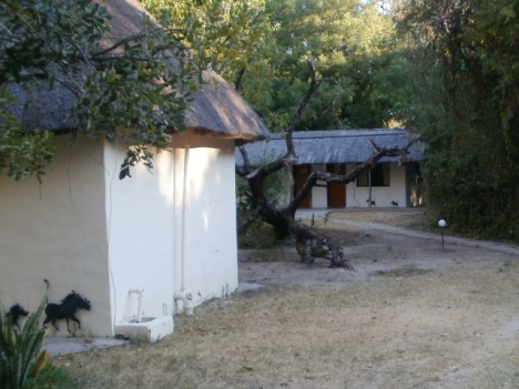 Island Safari Lodge, Maun, Botswana