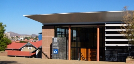Namibian National Library and Archives, Windhoek