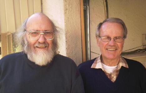 Steve Hayes & Peter Maxwell, 6 August 2013