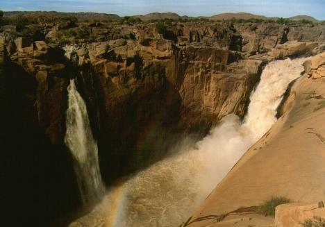 Aughrabies Falls, 8 April 1991