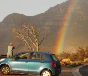 Devil's Peak, Cape Town, 2011