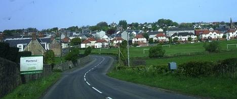 Maybole, Aryshire