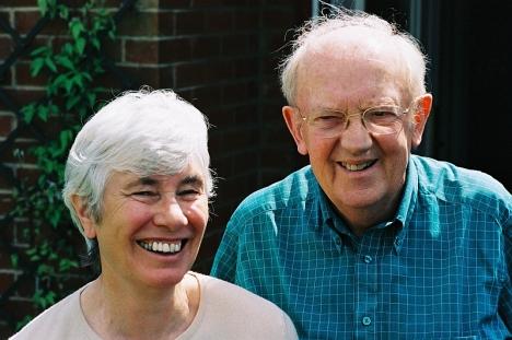 Rita & Pat Hayes, Leeds, 13 May 2005