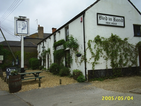 Pub in North Curry