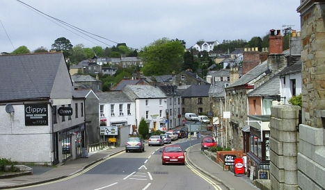 Bodmin, Cornwall, 5 May 2005