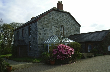 Ytewing B&B at Waterloo, near Blisland, Cornwall