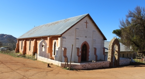 Methodist Church at Leliefontein