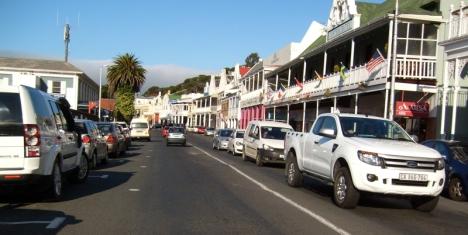 Simonstown main street