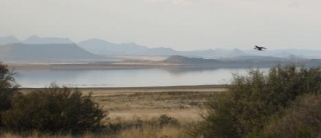 Gariep Dam, 4 September 2015