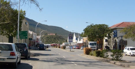 Graaff Reinet, Eastern Cape. 4 September 2015