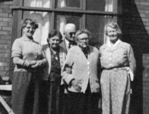 bessie jupp - martha - mary - john hayes - mary addison hayes