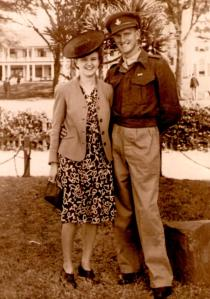 Dorothy Pearson and Keith Greene