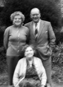 martha with bessie and len jupp
