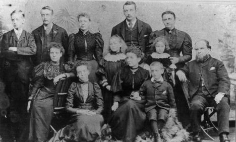 thomas ellwood family